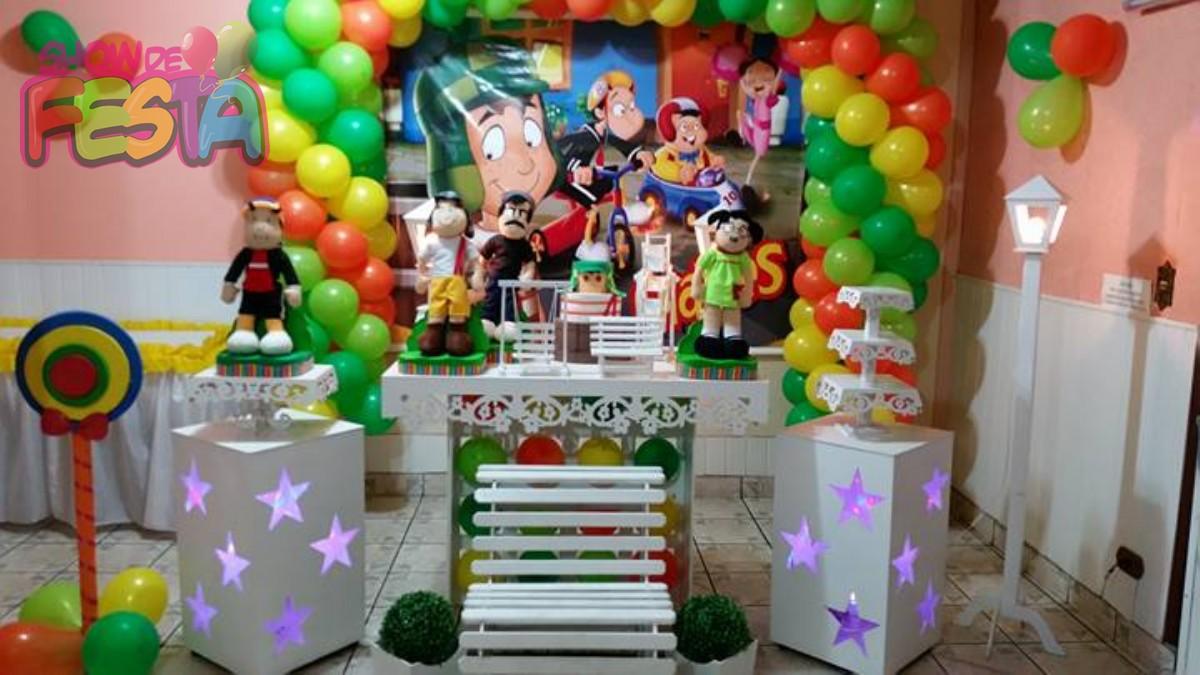 decoracao festa do chavesSalão decoração provençal – Chaves